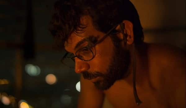 This scene of Rajkummar Rao talking to a rat in Trapped was deleted because of a 'hole' – watch video