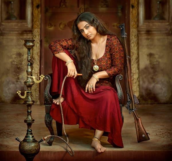 Image result for vidya balan begum jaan