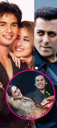 When Kareena Kapoor REJECTED Salman Khan for Shahid Kapoor – watch video