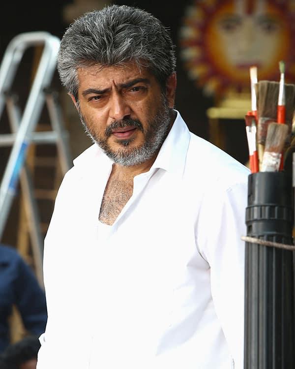 Meet Ajith Kumar, the George Clooney of Tamil industry AK6