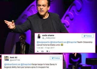 Adnan Sami shuts Pakistani trolls like a boss after they try to demean him for uninstalling Snapchat