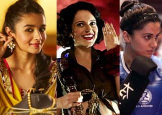 Alia Bhatt in Badrinath Ki Dulhania, Kangana Ranaut in Rangoon - which actress' performance was your favourite in the first quarter of 2017?