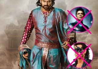 Forget Shah Rukh Khan's G.One or Hrithik Roshan's Krrish, Prabhas' Baahubali is the best superhero we have in town