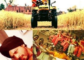 Shah Rukh Khan and Anushka Sharma wrap the Punjab schedule of their film - view pic