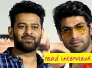 Prabhas and Rana  unknowingly LEAKED Kattappa's suspense – watch video!