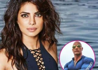 Dwayne asks Priyanka to not f**k with the beach avengers and the actress gives it back like a boss!