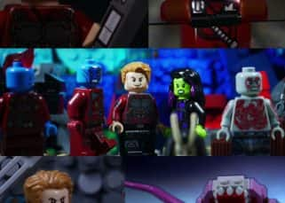 Guardians Of The Galaxy vol. 2 the Lego trailer will make you impatient for the film