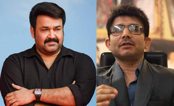 Kamaal R Khan withdraws his jibes against Mohanlal