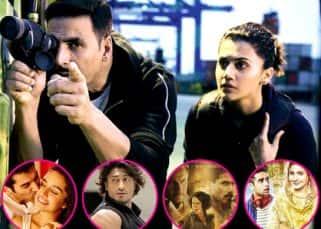 Akshay Kumar and Taapsee Pannu's Naam Shabana beats OK Jaanu, Phillauri, Commando 2 and Rangoon in just three days