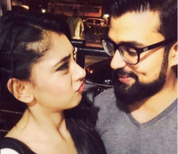 Anupriya kapoor and karan wahi dating