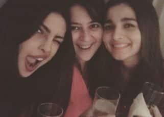 Priyanka Chopra and Alia Bhatt's camaraderie on social media hints at a brewing friendship