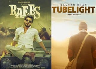 Will Salman Khan's Tubelight cross the lifetime collection of Shah Rukh Khan's Raees in the opening weekend?