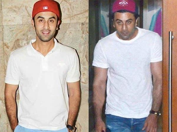 Ranbir-sanjay-Look