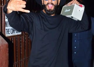 Ranveer Singh has already recorded a track for Gully Boy