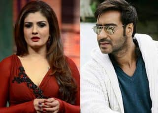 When Ajay Devgn asked Raveena Tandon to visit a shrink!