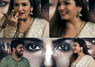 Raveena Tandon kills it in BollywoodLife's hit songs rapid fire - watch video