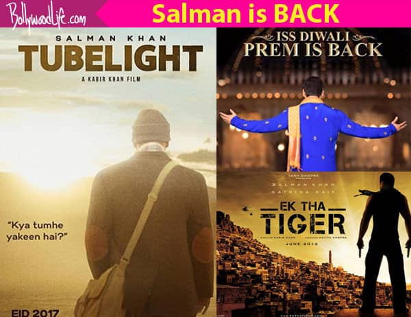 Tubelight Poster: Salman Khan Reveals Intriguing Introduction To New Film