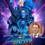 Guardians of The Galaxy Vol. 2 star Chris Pratt singing 'Butter Chicken Rap