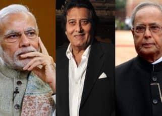 Vinod Khanna passes away: President Pranab Mukherjee, PM Narendra Modi offer their condolences