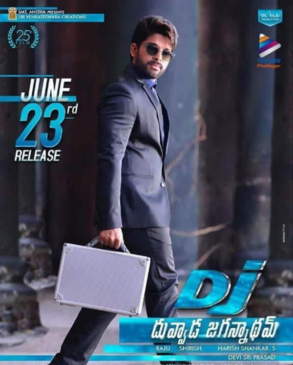 Allu Arjun - Pooja Hegde's DJ to release on June 23 ...