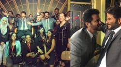Anil Kapoor's wax statue at Madame Tussauds