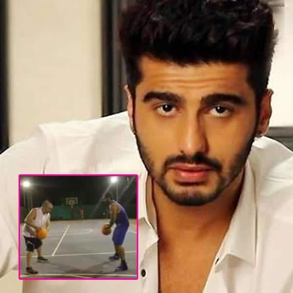 Arjun Kapoors Kickass Slamdunk In Half Girlfriend Is All Thanks To