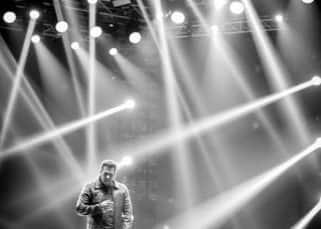 Salman Khan's dance rehearsal for Da-bangg tour - Watch video