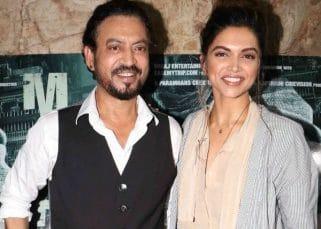 Deepika Padukone and Irrfan Khan's film on mafia Queen Sapna Didi to go on floors in January 2018