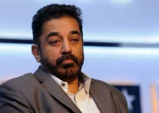 Kamal Haasan Bigg Boss Tamil row: Hindu Makkal Katchi hold protests outside the star's house; threaten to vandalise cinemas that star the actor