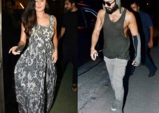 Ranveer Singh and Katrina Kaif party at Zoya Akhtar's place - view HQ pics