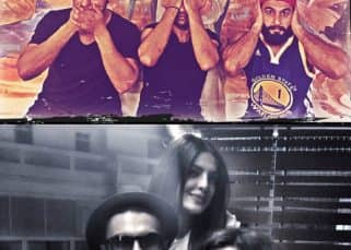 Ranveer Singh had Gunday and Dil Dhadakne Do reunion with Arjun Kapoor and Priyanka Chopra - view pics