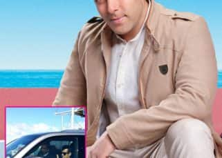 Salman Khan all set to rock the dance floor as he arrives for the Da-Bangg Tour in Auckland - view pics