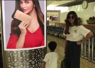 Shilpa Shetty's son gushes about Deepika Padukone and finds mumma silly - watch cute video