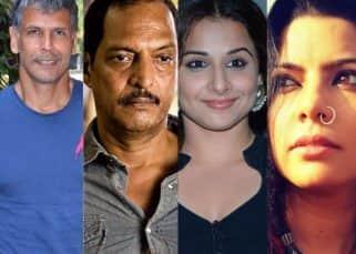 Vidya Balan, Milind Soman, Nana Patekar and Rajshri Deshpande - Indian celebrities who have stood up for bringing a change in the society