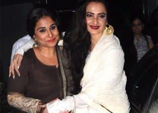 Begum Jaan Vidya Balan met Umrao Jaan Rekha and here's what happened next - view HQ pics