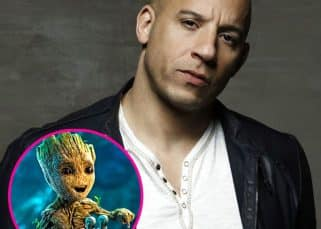 Vin Diesel on his Guardians of the Galaxy character: I had a secret script where I was told what Groot was trying to say