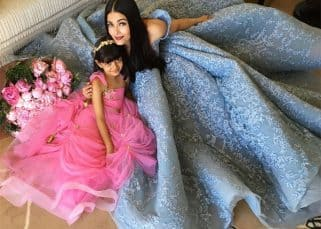 Aishwarya Rai Bachchan and Aaradhya have come straight out of a fairytale - View pic