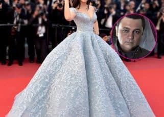 Cannes 2017: We are swooning over Aishwarya Rai Bachchan's red carpet look, and so is designer Ashley Rebello