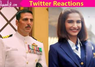 Fans congratulate Akshay Kumar and Sonam Kapoor on Twitter for being honoured at 64th National Film Awards