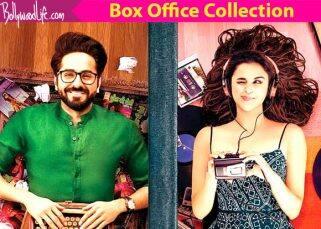 Meri Pyaari Bindu box office collection day 2: Parineeti Chopra and Ayushmann Khurrana starrer shows progress; collects Rs 2. 25 crore