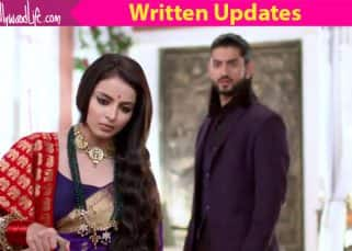 Dil Bole Oberoi 4th May 2017 Written Update of Full Episode: Gauri agrees to marry Kaali Thakur to save Buama