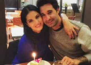Aww! Daniel Weber's birthday surprise for Sunny Leone will melt your heart - watch video