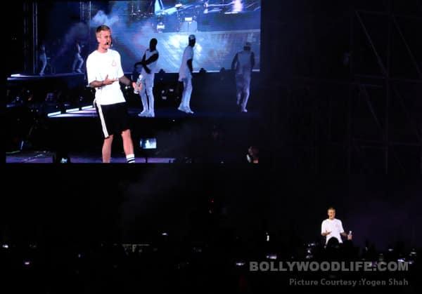 Justin Bieber concert (13)