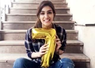 Kriti Sanon's special message on reaching 7 million followers on Instagram will melt your hearts - Watch video