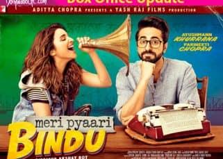 Meri Pyaari Bindu box office collection day 4: Parineeti Chopra and Ayushmann Khurrana's film witnesses a disastrous Monday, rakes in Rs 7.35 crore