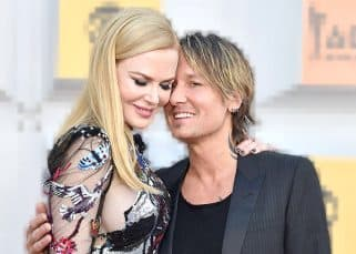 Nicole Kidman credits her husband Keith Urban for boosting her self confidence