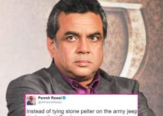 Paresh Rawal confirms he was 'coerced' by Twitter into deleting his controversial tweet against Arundhati Roy