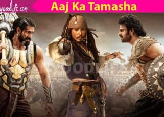 What if Pirates Of The Caribbean's Jack Sparrow was a part of these popular movies of Shah Rukh Khan, Salman Khan, Prabhas?