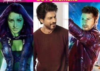 Varun Dhawan as Star-Lord, Shah Rukh Khan as Rocket Raccoon - 5 stars we want to see in Bollywood's version of Guardians of the Galaxy Vol 2