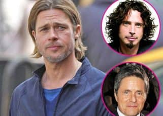 Brad Pitt 'devastated and in shock' after the tragic death of close friend Chris Cornell